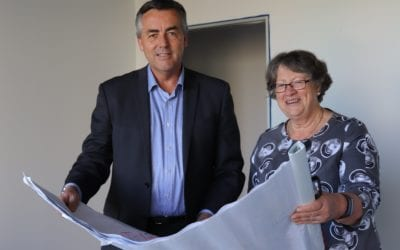 BAIRNSDALE GLAC CLINIC WORKS ON TRACK
