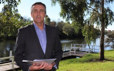 CHESTER CALLS FOR ENVIRONMENTAL AUDIT OF GIPPSLAND LAKES