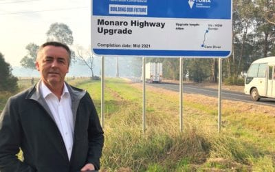 CHESTER SECURES $2 MILLION FOR BONANG ROAD