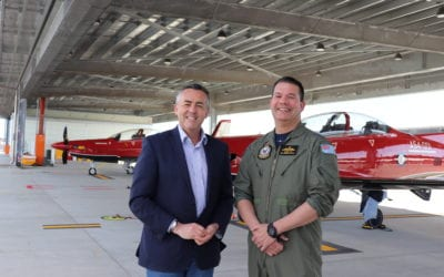 DARREN CHESTER RE-APPOINTED AS MINISTER FOR VETERANS AND DEFENCE PERSONNEL