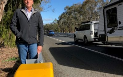 PREMIER IS IGNORING ROAD SAFETY IN GIPPSLAND, SAYS CHESTER