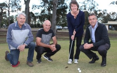 A HELPING HAND FOR LATROBE VALLEY VOLUNTEERS