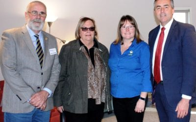$2.3 MILLION CENTENARY HOUSE EXPANSION OPENS