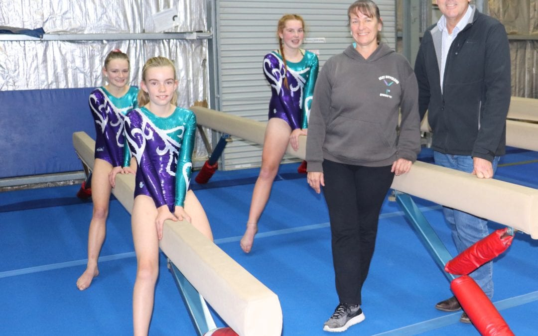 EAST GIPPSLAND GYMNASTICS GROWTH PLANS