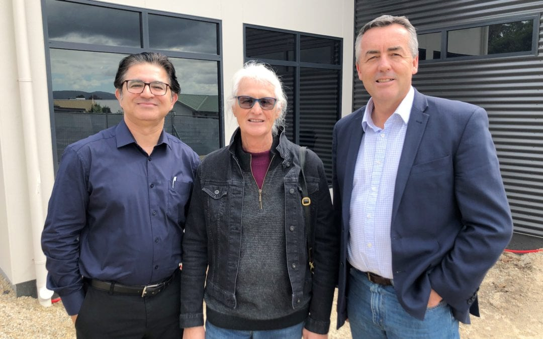 MALLACOOTA'S NEW MEDICAL CENTRE OPENS ITS DOORS