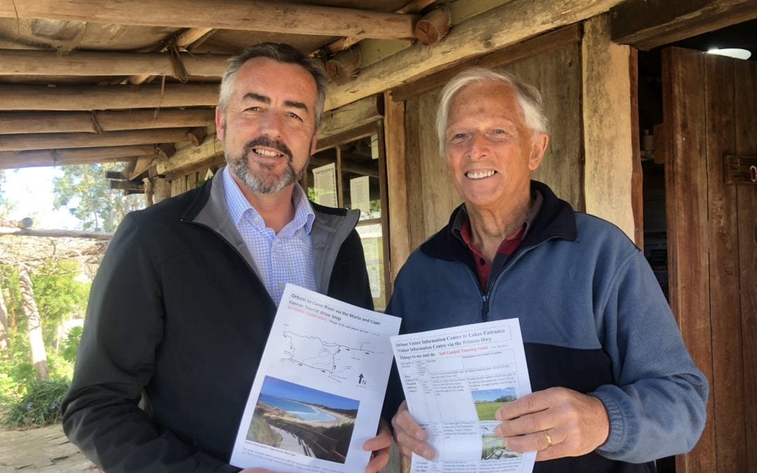 INVESTMENT NEEDED TO IMPROVE FACILITIES ON PUBLIC LAND IN EAST GIPPSLAND