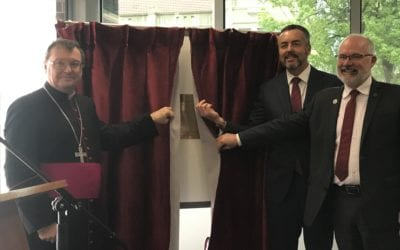 NEW LEARNING AREAS FOR STUDENTS AT CATHOLIC COLLEGE