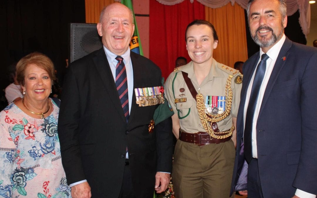 LATROBE VALLEY RESIDENT MAKES AN IMPACT THROUGH THE AUSTRALIAN DEFENCE FORCE