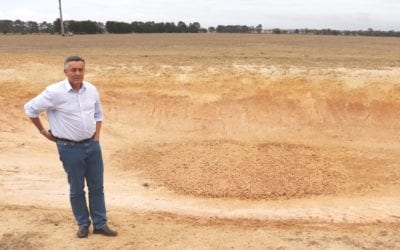 A DROUGHT PACKAGE TO BACK GIPPSLAND