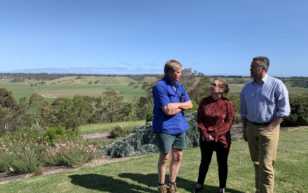 ONE GOOD COMMUNITY GRANT HELPS GIVE GIPPSLAND FARMERS A UNITED VOICE