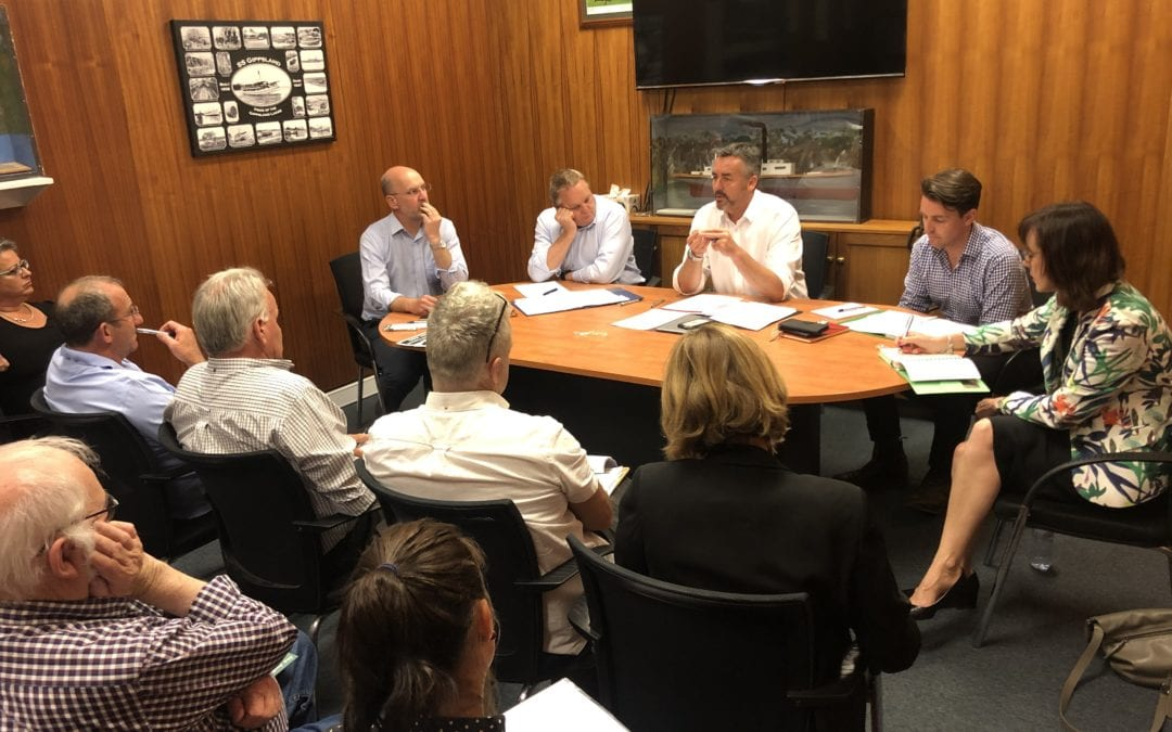 TIMBER INDUSTRY LEADERS UNITE IN BAIRNSDALE
