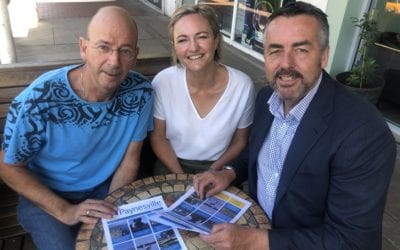 CHESTER SUPPORTS PAYNESVILLE BUSINESS AND TOURISM ASSOCIATION'S ACTIONS TO IMPROVE REGION