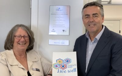 $2.4 MILLION EXPANSION AT GIPPSLAND LAKES COMPLETE HEALTH OPENS