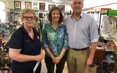 BUSHFIRE RECOVERY MUST SUPPORT LOCALS