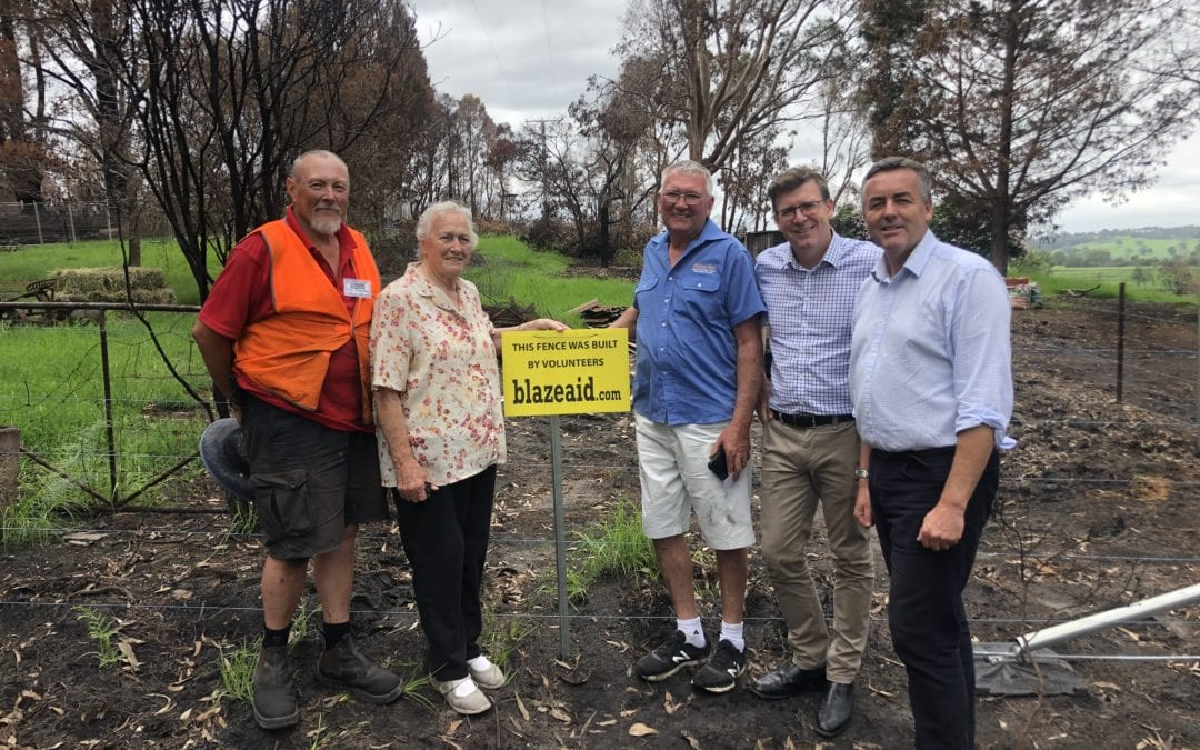 BACKPACKERS GIVEN GREEN LIGHT TO HELP WITH BUSHFIRE RECOVERY