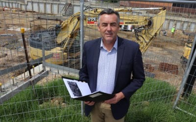 LATROBE CREATIVE PRECINCT HONOURS OUR TIMBER INDUSTRY