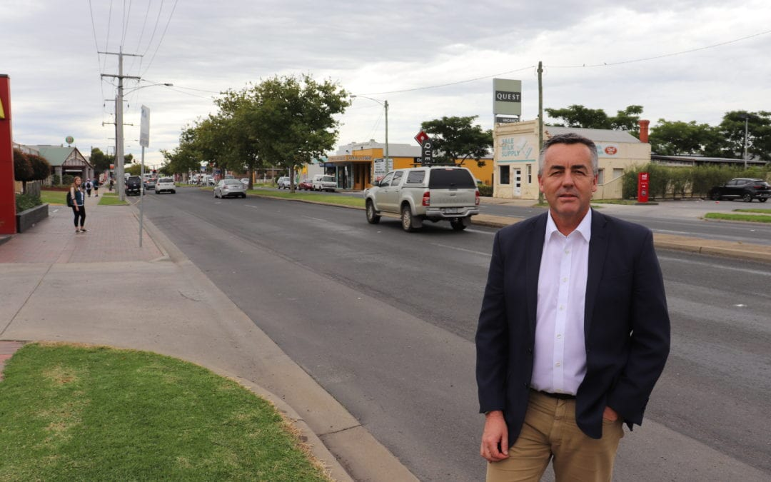 CHESTER OPTIMISTIC ABOUT SECURING FUNDING FOR PRINCES HIGHWAY UPGRADE IN SALE