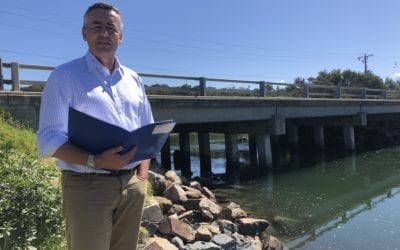 CHESTER SUPPORTS FUNDING BID FOR REPLACEMENT OF BULLOCK ISLAND BRIDGE