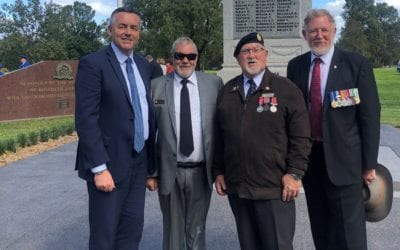 NEW HOME FOR ROSEDALE'S CENOTAPH