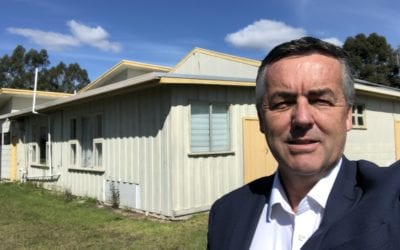 $1 MILLION TO UPGRADE COMMUNITY FACILITIES IN EAST GIPPSLAND