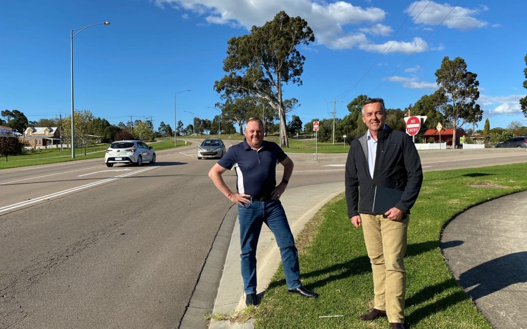 $20 MILLION FOR PRINCES HIGHWAY SAFETY AND INFRASTRUCTURE UPGRADES IN EAST GIPPSLAND