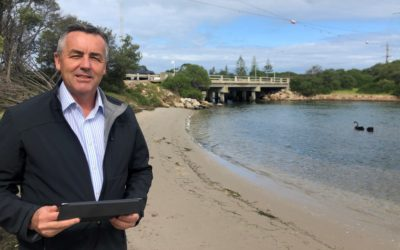 LAKES ENTRANCE TO BENEFIT FROM MULTI-MILLION DOLLAR INVESTMENT