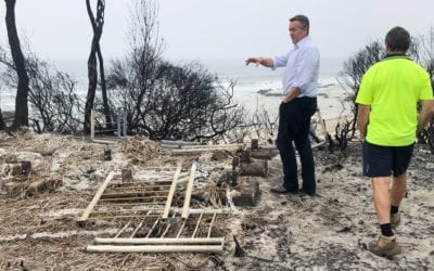 GIPPSLAND SET TO SHARE IN $650 MILLION OF ADDITIONAL BUSHFIRE RECOVERY FUNDING