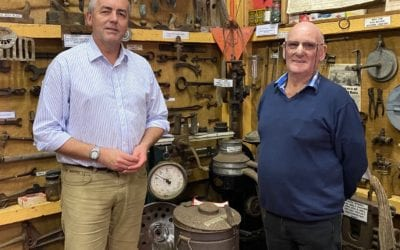 STORAGE UPGRADE FOR YINNAR & DISTRICT HISTORICAL SOCIETY