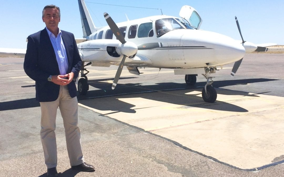 WELCOME FUNDING BOOST FOR THREE SMALL AIRFIELDS IN GIPPSLAND