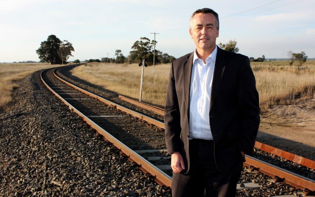 NEXT PHASE OF $530 MILLION GIPPSLAND RAIL UPGRADE READY TO START