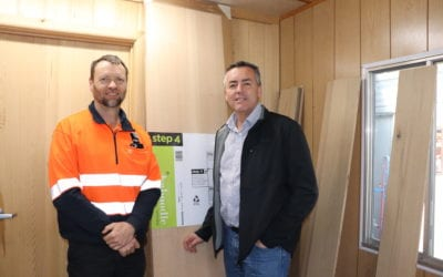 RELIEF FOR GIPPSLAND'S TIMBER INDUSTRY