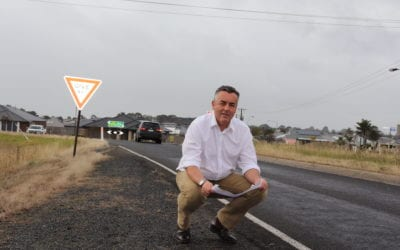 BUSY TRARALGON INTERSECTION TO RECEIVE $1 MILLION SAFETY MAKEOVER