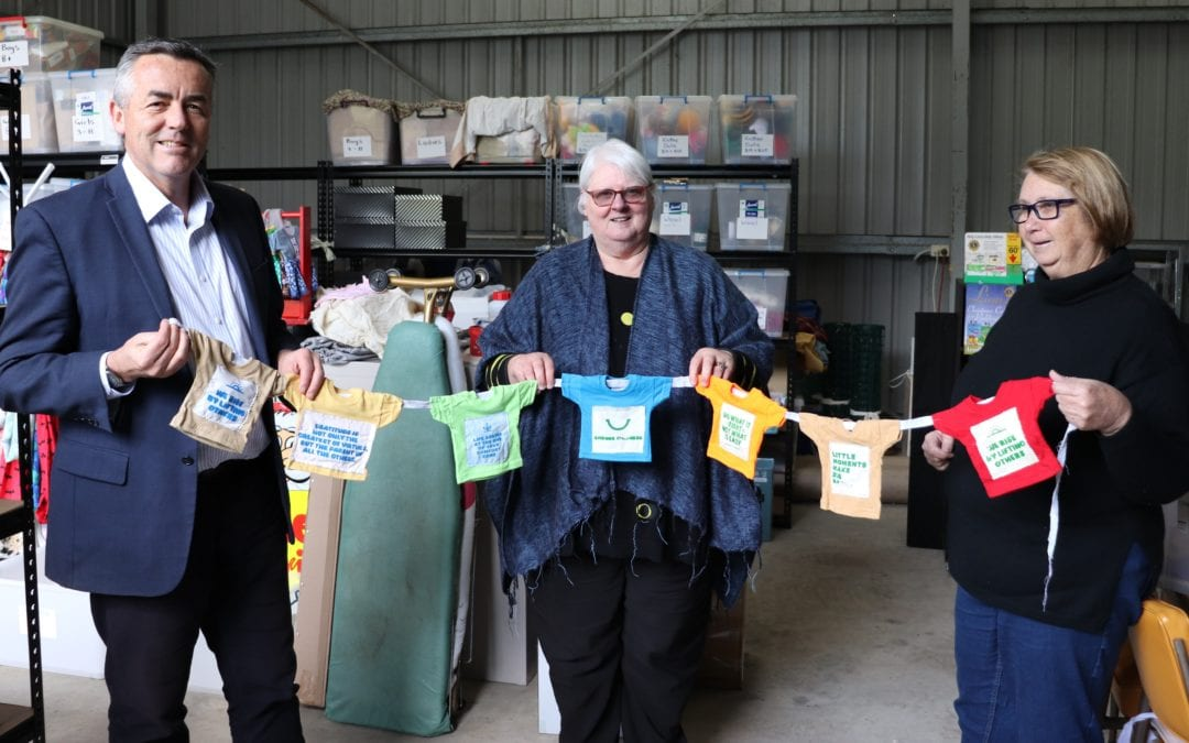 TWIN RIVERS LIONS CLUB'S SHED SHOP PREPARES FOR SPRING OPENING