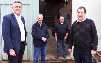 A HELPING HAND FOR TWIN RIVERS MEN'S SHED