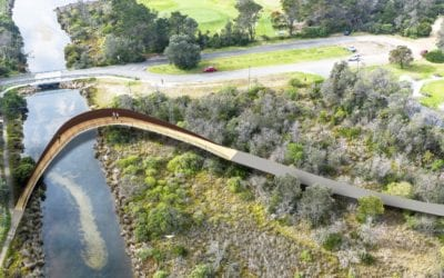 FIRST LOOK AT DESIGNS FOR ACCESSIBLE CIRCUIT IN LAKES ENTRANCE