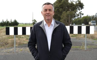 LET'S GET THE HIGHWAY DUPLICATION DONE, URGES CHESTER