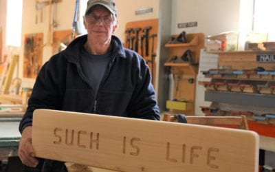 WELCOME HELP FOR YARRAM'S MEN'S SHED
