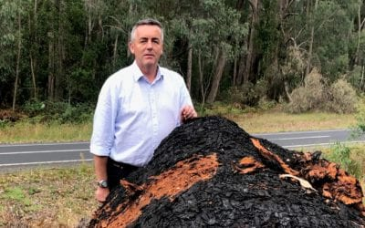 HELP EXTENDED FOR FIRE-AFFECTED PRIMARY PRODUCERS & SMALL BUSINESSES