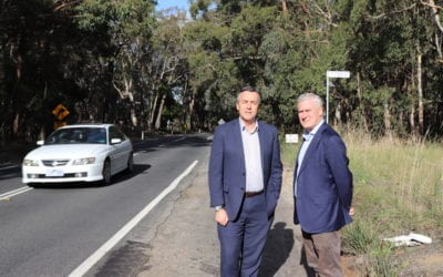 CHESTER SECURES $3.76 MILLION TO FIX TRAFFIC BLACK SPOTS IN GIPPSLAND