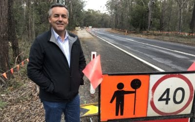 BOOST BUSHFIRE RECOVERY WITH ROADWORKS: CHESTER