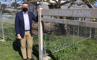 STAGE ONE OF STRETTON PARK'S REDEVELOPMENT PUSHES AHEAD