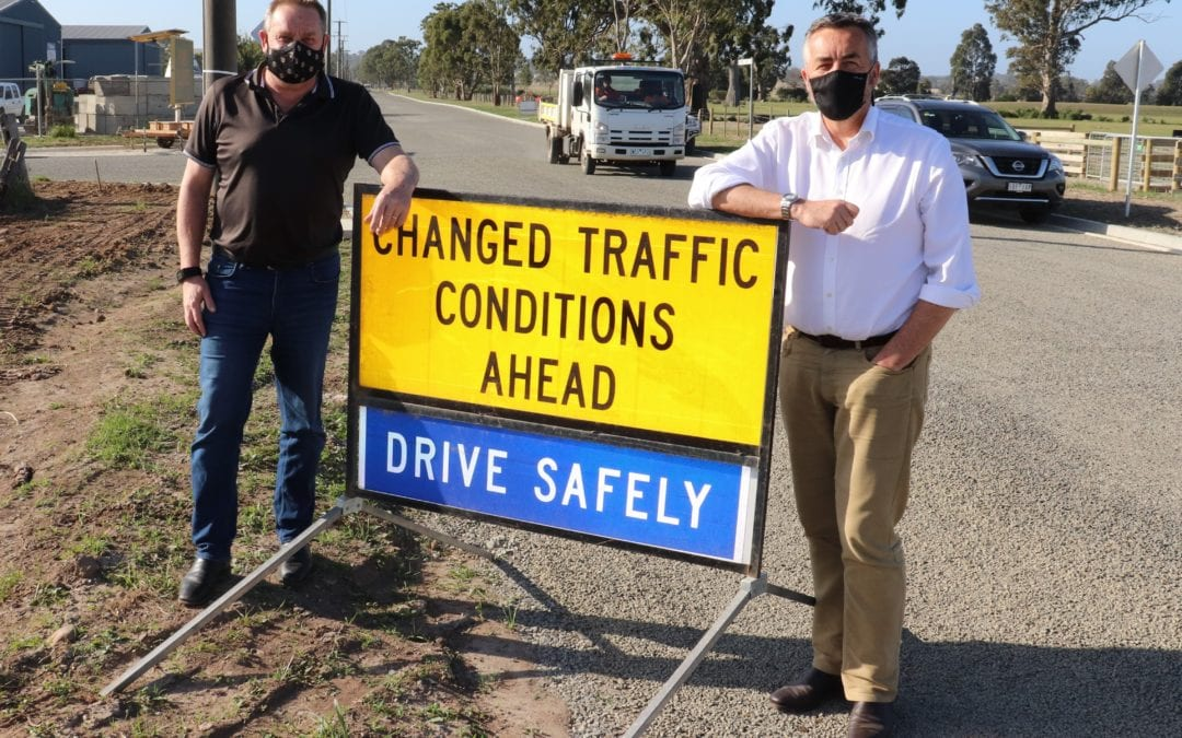 INVESTING IN ROAD SAFETY IN EAST GIPPSLAND