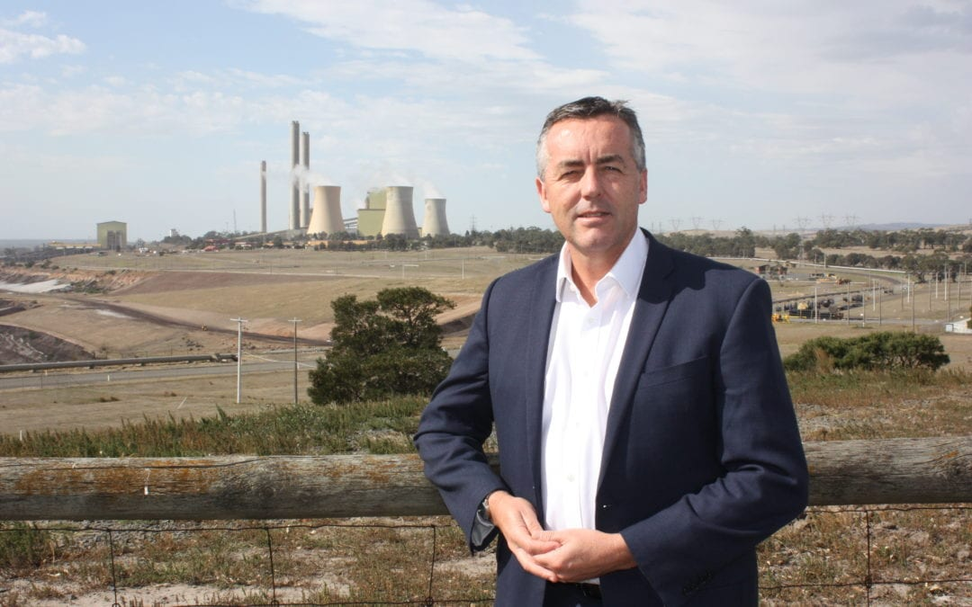 LATROBE VALLEY TO POTENTIALLY BENEFIT FROM INVESTMENT IN LOW EMISSIONS TECHNOLOGY
