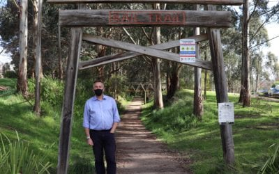ON TRACK: $13,000 FOR BOOLARRA TO YINNAR RAIL TRAIL