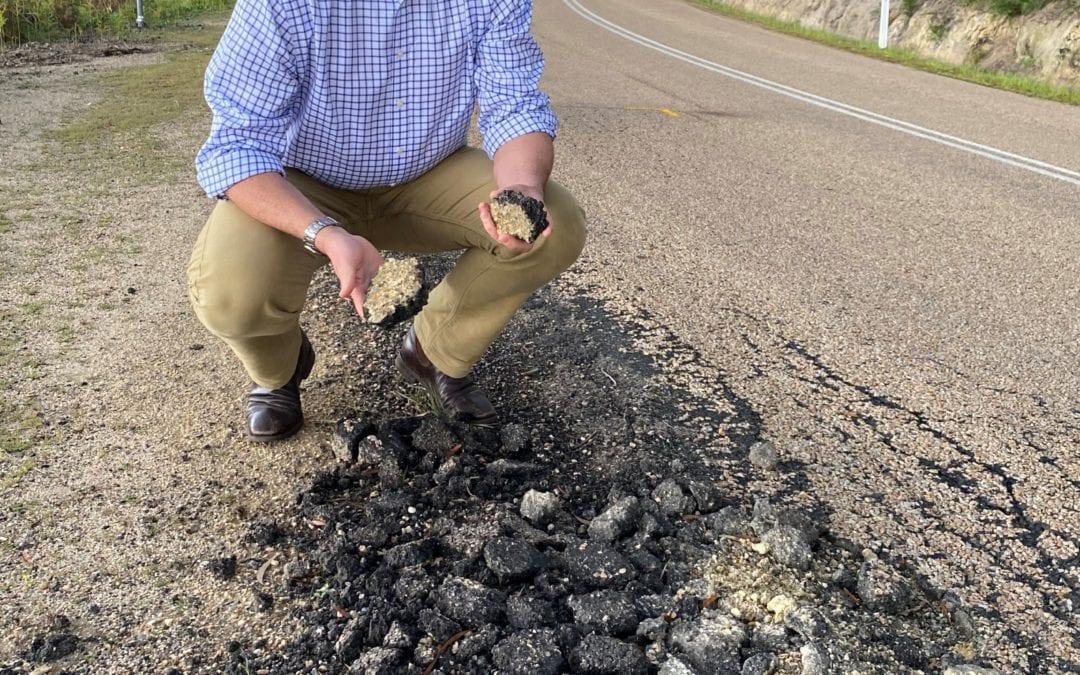 MP SEEKS $10 MILLION FOR MALLACOOTA ROAD