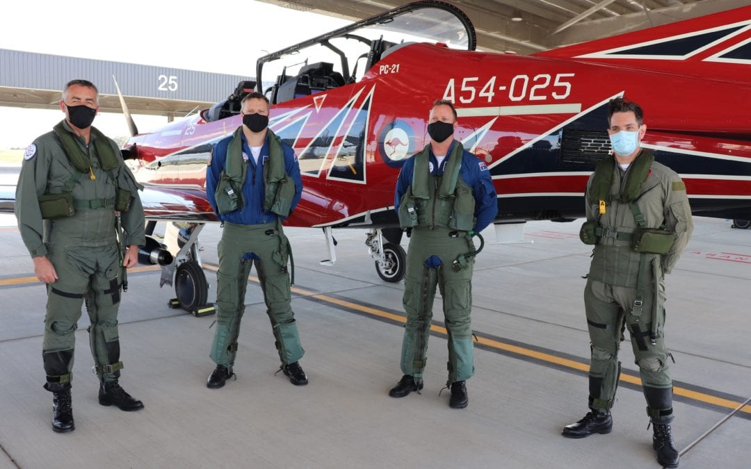 ROULETTES CELEBRATE 50 YEARS IN THE SKY
