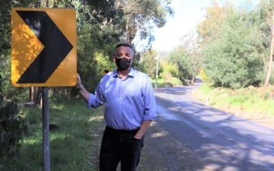 SAFETY UPGRADES FOR BOOLARRA-MIRBOO NORTH ROAD