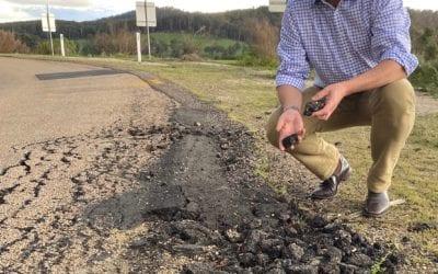 MALLACOOTA ROAD NEEDS $10 MILLION SAFETY BOOST