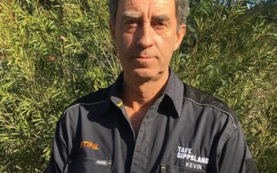 GIPPSLAND TEACHER WINS AUSTRALIAN TRAINING AWARD