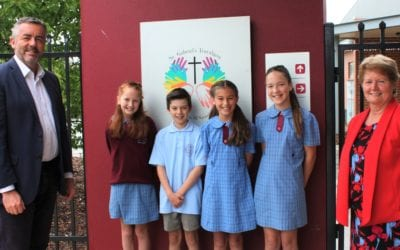 NEW FACILITIES FOR LATROBE VALLEY STUDENTS
